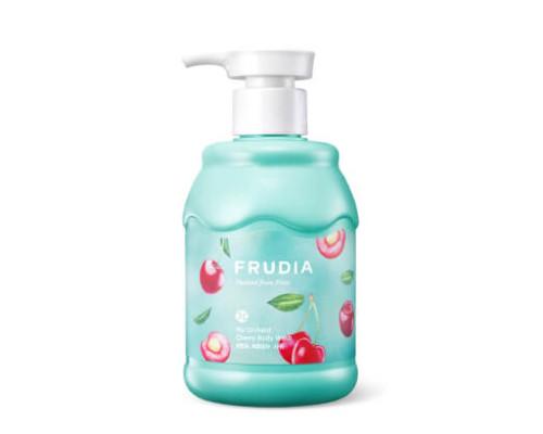 Успокаивающий гель для душа с вишней Frudia My Orchard Cherry Body Wash
