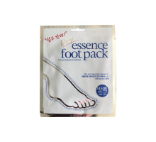 Маска-носочки для ног с сухой эссенцией