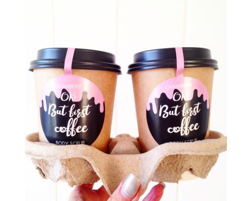 Скраб для тела OK! BUT FIRST COFFEE
