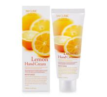 Крем для рук увлажняющий с экстрактом лимона