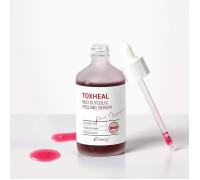Гликолевая пилинг-сыворотка Esthetic House Toxheal Red Glyucolic Peeling Serum