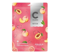 Питательная тканевая маска для лица с персиком Frudia My Orchard Squeeze Mask Peach