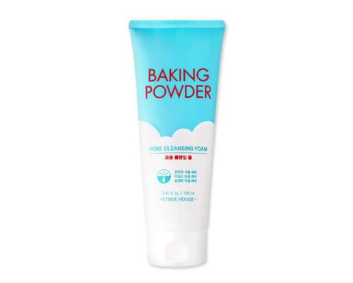 Пенка для умывания Etude House Baking Powder Pore Cleansing Foam