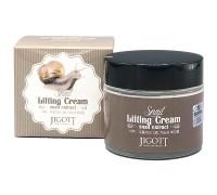 Подтягивающий крем с экстрактом слизи улитки  JIGOTT LIFTING CREAM SNAIL