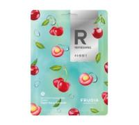 Разглаживающая тканевая маска для лица с вишней Frudia My Orchard Squeeze Mask Cherry