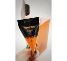 Маска для лица с тыквой Pumpkin Revitalizing Skin Sleeping Pack в пирамидках