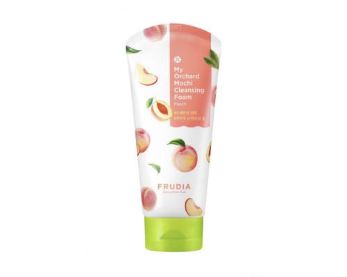 Пенка-моти очищающая c персиком Frudia My Orchard Peach Mochi Cleansing Foam