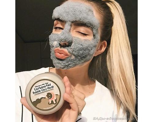 Пузырчатая глиняная маска для лица Carbonated Bubble Clay Mask
