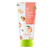 Пенка-моти МИНИ очищающая c персиком Frudia My Orchard Peach Mochi Cleansing Foam