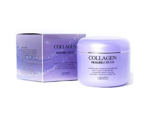 Крем для лица Jigott Collagen Healing Cream