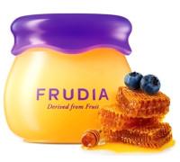 Бальзам для губ увлажняющий с черникой Frudia Blueberry Hydrating Honey Lip Balm
