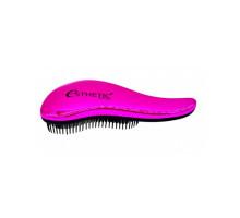 Расческа для волос розовая