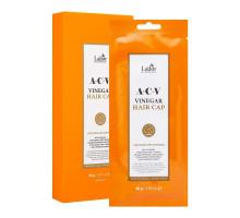Маска-шапочка для волос с яблочным уксусом Lador ACV Vinegar Hair Cap