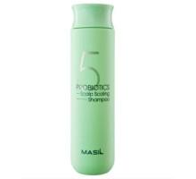 Шампунь для глубокого очищения кожи головы с пробиотиками Masil 5 Probiotics Scalp Scaling Shampoo