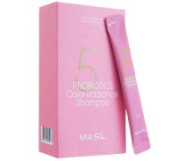 Шампунь с пробиотиками для защиты цвета и сияния волос Masil 5 Probiotics Color Radiance Shampoo 8 мл