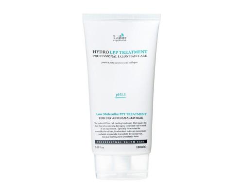 Маска для поврежденных и сухих волос с коллагеном Lador Eco Hydro LPP Treatment 150 мл